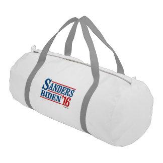 Sanders Biden 2016 Gym Duffel Bag