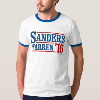 Sanders Warren 2016 T-Shirt