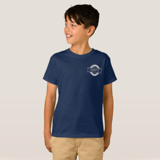 Sandfly Georgia Kids Navy T-shirt