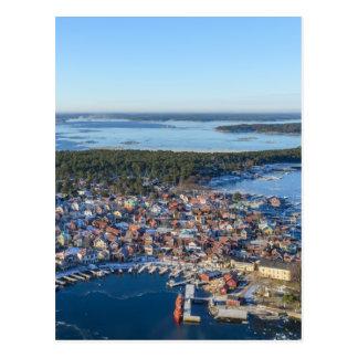 Sandhamn, Stockholm archipelago, Sweden Postcard