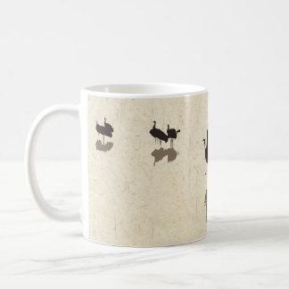 Sandhill Crane Birds Wildlife Animals Mug