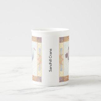 Sandhill Crane mug for coffee or tea