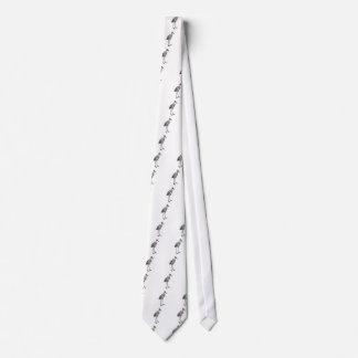 Sandhill Crane Tie