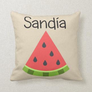 Sandia (Watermelon) Cushion