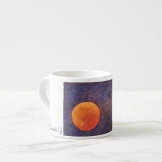Sandie G Blood Orange Moon cup
