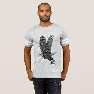 Sandie G Mens eagle t-shirt