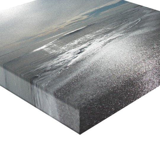 Sand'N'Sea Canvas Print