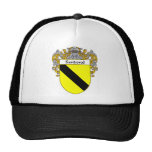 Sandoval Coat of Arms (Mantled) Mesh Hats