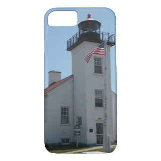 Sandpoint Lighthouse iPhone 7 Case