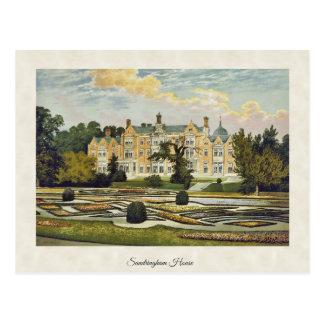 Sandringham House 2015 Calendar Postcard