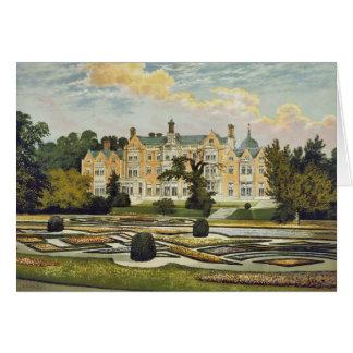 Sandringham House Norfolk England Note Card