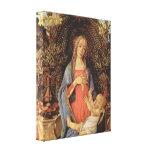 Sandro Botticelli - Bardi Altar Stretched Canvas Print