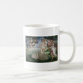 Sandro Botticelli Birth of Venus Coffee Mugs