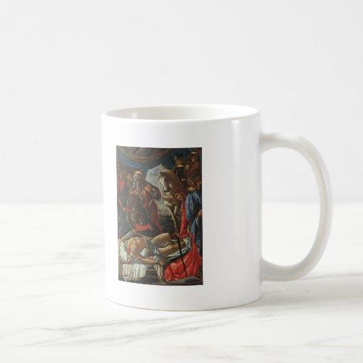 Sandro Botticelli:Discovery of Body of Holofernes Mug
