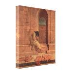 Sandro Botticelli - The infringement Canvas Prints