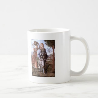 Sandro Botticelli:The return of Judith to Bethulia Classic White Coffee Mug