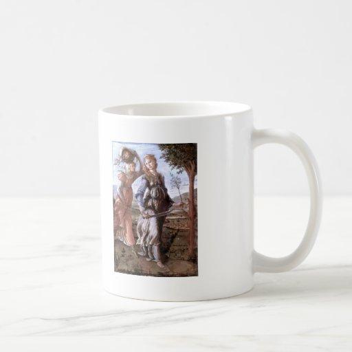 Sandro Botticelli:The return of Judith to Bethulia Mug