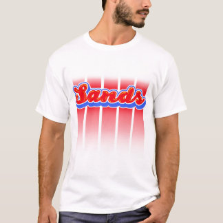 sands red stripe T-Shirt