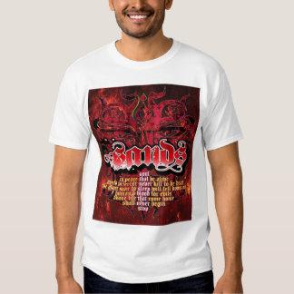sands urban poem shirts