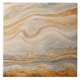 Sandstone Background - Sand, Stone Rock Customized Large Square Tile