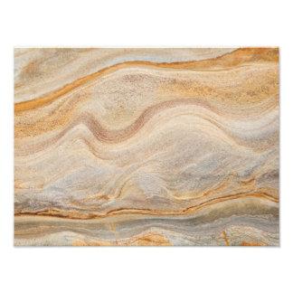 Sandstone Background - Sand, Stone Rock Customized Photographic Print