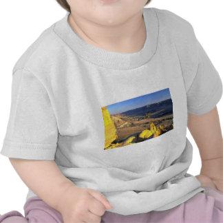 Sandstone boulders, Alberta, Canada T-shirt