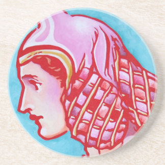 Sandstone Coaster - Glinda