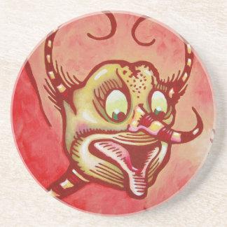 Sandstone Coaster - The Wogglebug