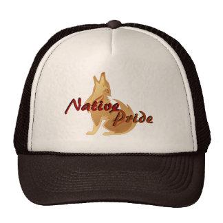 Sandstone Coyote Hat
