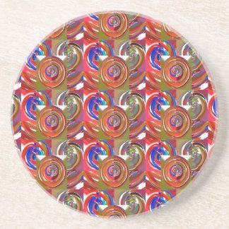 Sandstone Drink Coaster