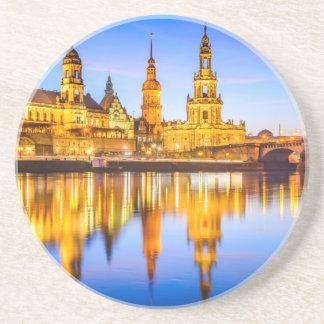Sandstone Drink Coaster Dresden