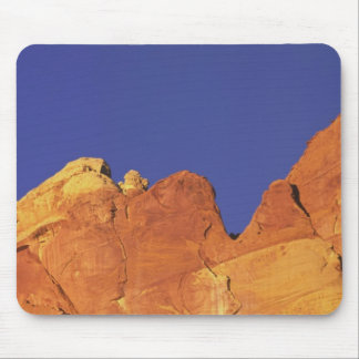 Sandstone escarpment Capitol Reef National Mouse Mat