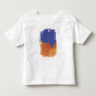 Sandstone escarpment Capitol Reef National T Shirts