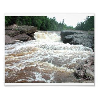 Sandstone Falls Photo Print