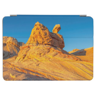 Sandstone Formations At The White Pocket 3 iPad Air Cover