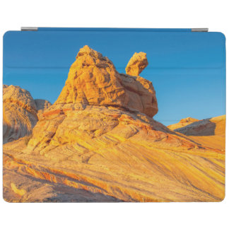 Sandstone Formations At The White Pocket 3 iPad Cover