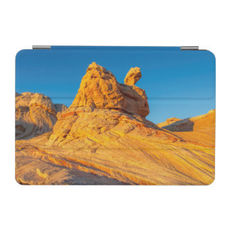 Sandstone Formations At The White Pocket 3 iPad Mini Cover