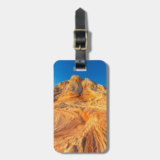 Sandstone Formations At The White Pocket Bag Tag