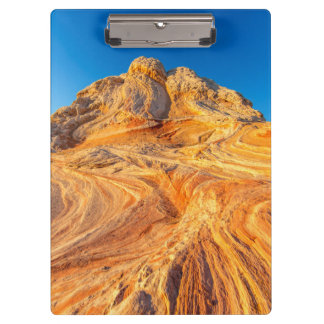 Sandstone Formations At The White Pocket Clipboards
