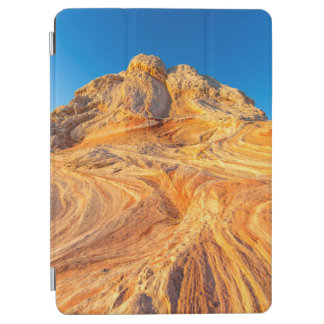 Sandstone Formations At The White Pocket iPad Air Cover
