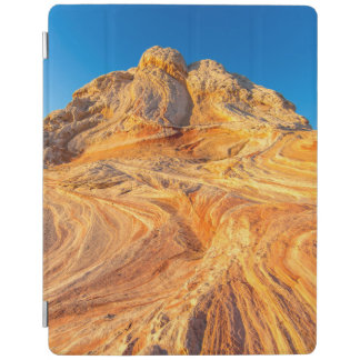 Sandstone Formations At The White Pocket iPad Cover