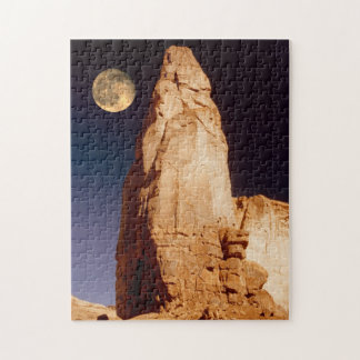 Sandstone Pinacle Jigsaw Puzzle