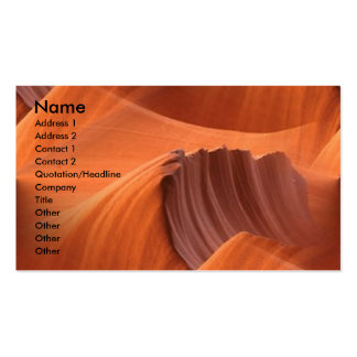 sandstone_scape Name Address 1 Address 2 Co Business Card