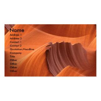 sandstone_scape, Name, Address 1, Address 2, Co... Pack Of Standard Business Cards