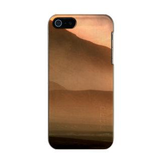 Sandstorm at Mesquite Sand Dunes, Sunset Incipio Feather® Shine iPhone 5 Case