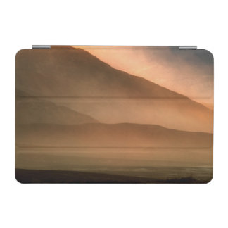 Sandstorm at Mesquite Sand Dunes, Sunset iPad Mini Cover