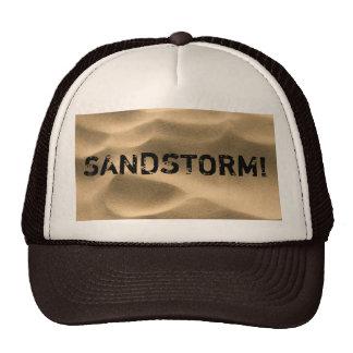 SANDSTORM! CAP