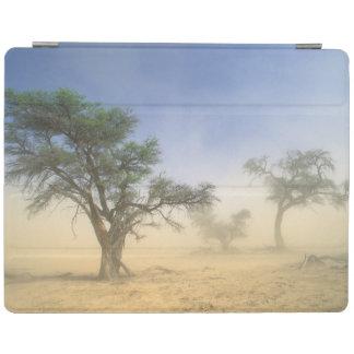 Sandstorm In Kalahari Desert, Kgalagadi iPad Cover