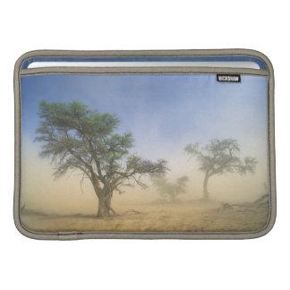 Sandstorm In Kalahari Desert, Kgalagadi MacBook Sleeve