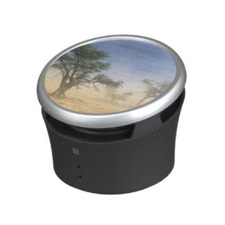 Sandstorm In Kalahari Desert, Kgalagadi Bluetooth Speaker